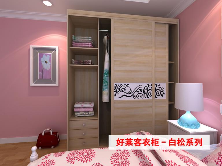 好莱客全面采用创想3d衣柜设计展示软件